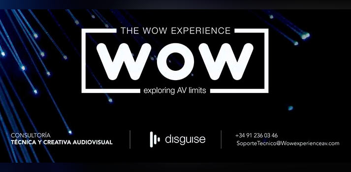 The Wow Experience participará en la feria BITAM Show 2019