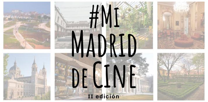 "Concurso ""Mi Madrid de Cine"" impulsado por Egeda y City of Madrid Film Office"