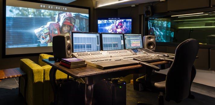 Equipos de Genelec implementados en los Pressure Cooker Studios
