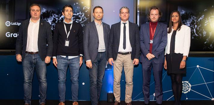 Showcase tecnológico de LaLiga 2019 - Participantes