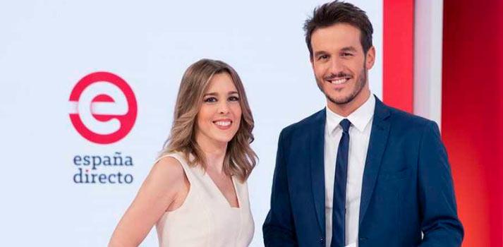 Presentadores de España Directo, formato de RTVE