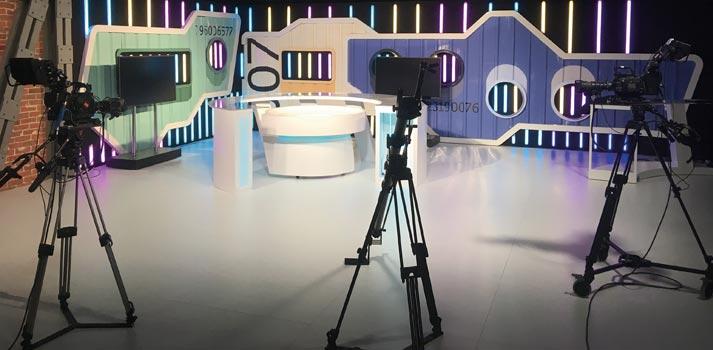 Plató más reciente de TV Popular Región de Murcia