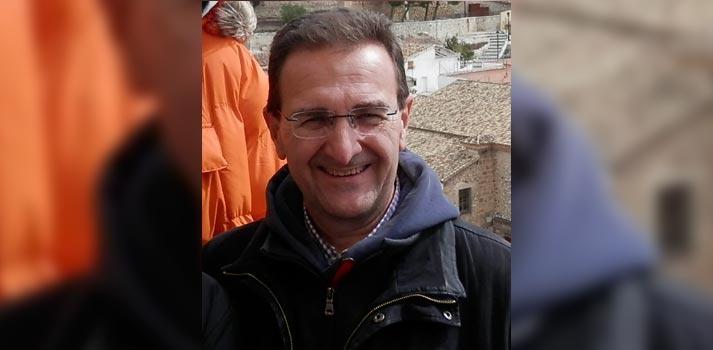 Responsable de instalaciones de Datos Media, Ángel Luis Panizo