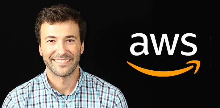 Carlos Sanchiz, manager solutions architect AWS