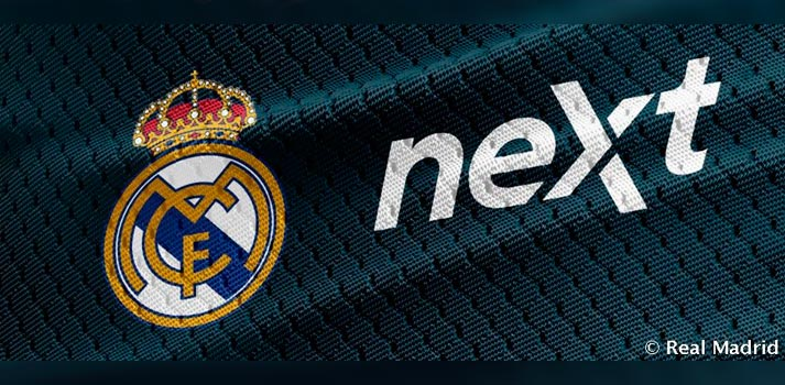 Logotipo de Real Madrid Next