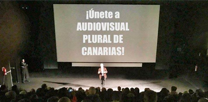 Auditorio Asociación Audiovisual Plural de Canarias