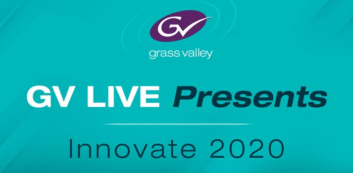 Imagen promocional presentando los eventos GV LIVE Presents