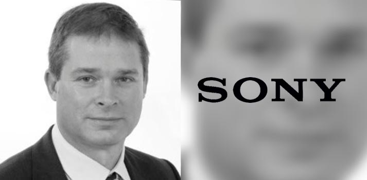 Giles Wood, responsable de servicios de Sony Professional Solutions Europe