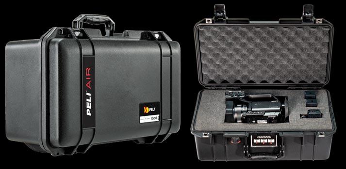 Maleta modelo 1506 de la familia Peli Air de Peli Products