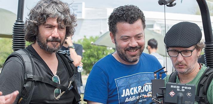 Migue Amoedo y Jesús Colmenar, director de fotografía y director (Vancouver Media)