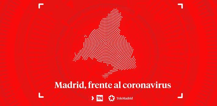 Imagen perteneciente a la campaña institucional impulsada por el ente público Telemadrid