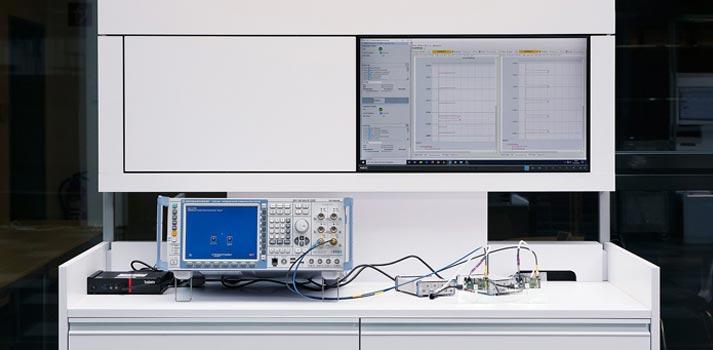 Dispositivo Rohde & Schwarz RS CMW290