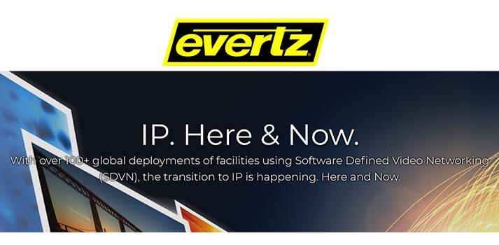 Webinar de Evertz impulsado por Aicox Soluciones
