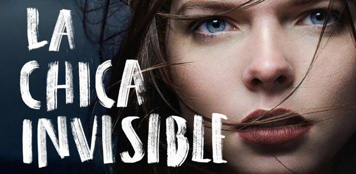 Portada de la novela La Chica Invisible de Blue Jeans, que será adaptada para televisión por Morena Films