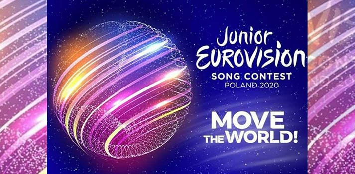 Logotipo de Eurovision Junior 2020
