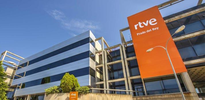 Sede de Prado del Rey de RTVE