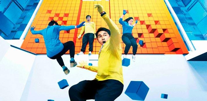 Bloqueados por el muro - Imagen promocional del nuevo programa de La 1