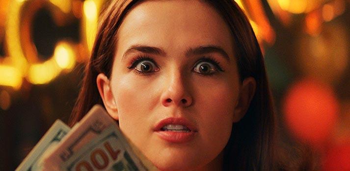 """Frame de la película """"Cómo escapar de Búfalo"""", la cual será estrenada a través de Movistar+"""