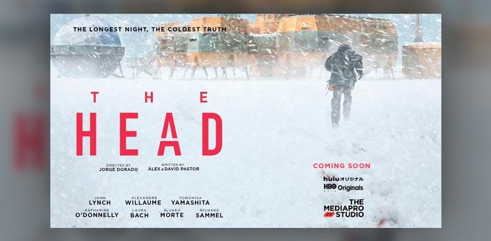 Imagen promocional de The Head, ficción de The Mediapro Studio