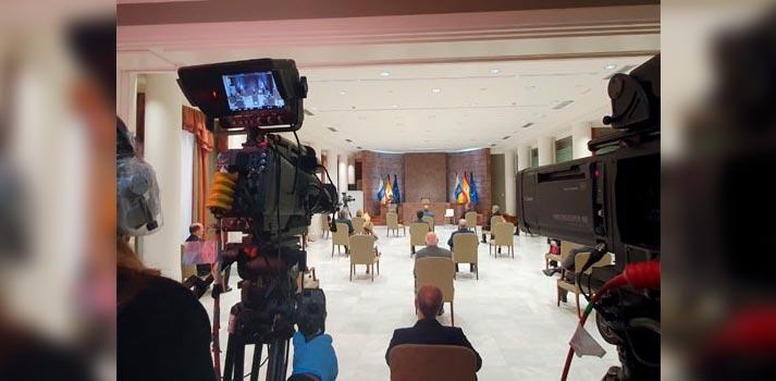 Día de la Comunidad Canaria retransmitido por Mediapro Canarias