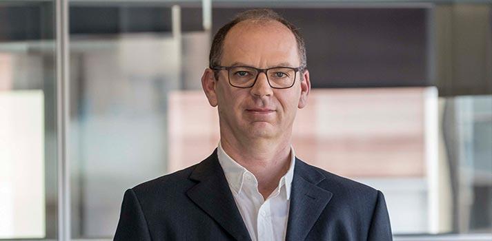 Óscar Lago, responsable de realización del Grupo Mediapro