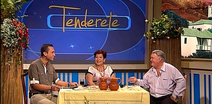 Frame de Tenderete, formato televisivo de TVE Canarias