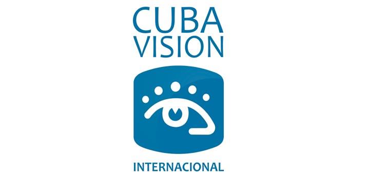 Logotipo de Cubavisión Internacional