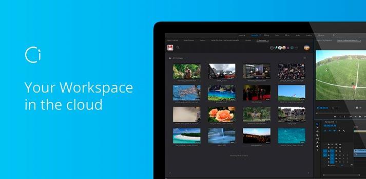 Imagen promocional de Ci Media Cloud Catalog de Sony