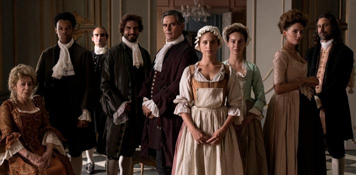 """Cast de """"La Cocinera de Castamar"""", nueva ficción de Atresmedia"""
