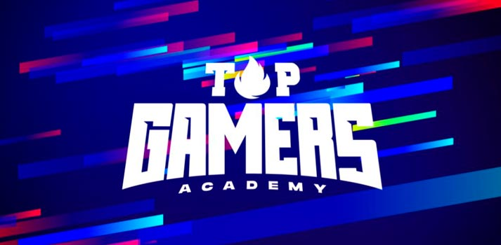 Logotipo TOP Gamers Academy