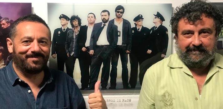 Protagonistas de Los Hombres de Paco - Regreso