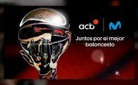 Logos acb y Movistar+ acuerdo para renovación hasta 2023