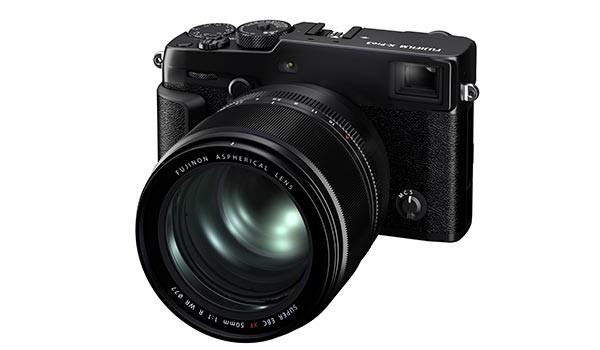 Camara-Fujifilm-X-con-objetivo-fujinon-XF50mmF1_0-600x350