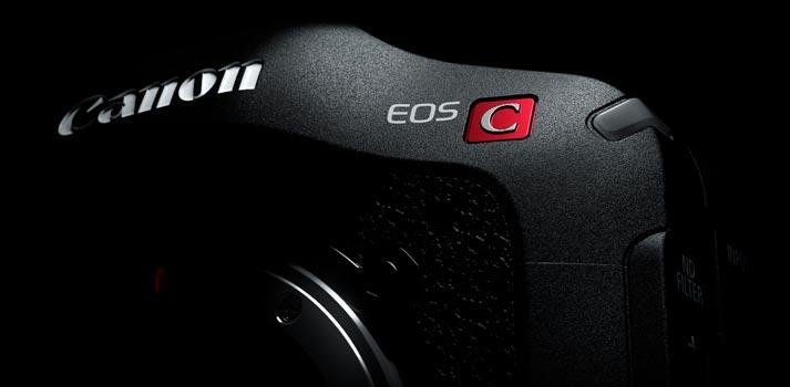 Teaser de la nueva cámara profesional de Canon