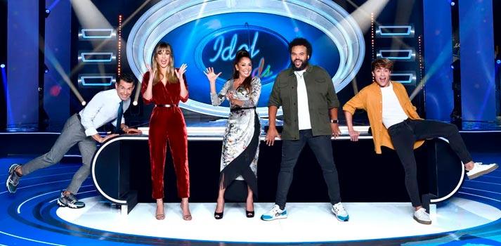 Idol Kids, programa producido por Telecinco (Mediaset España)