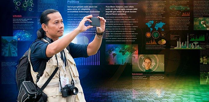 Imagen promocional de la plataforma Hive de Sony