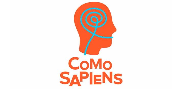 Logo de Como Sapiens, nuevo formato de La 1