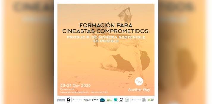 """Imagen promocional del curso """"Producir de manera sostenible es posible"""""""