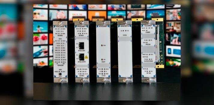 Varias soluciones de Albalá implementadas en RTVE