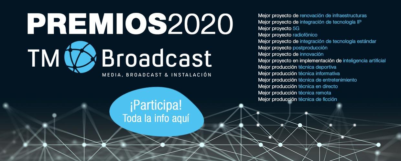 Premios TM Broadcast 2020