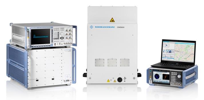 Dispositivos de medición 5G de Rohde & Schwarz