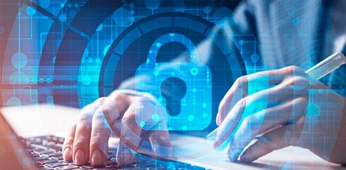 Imagen recurso seguridad digital - Telefónica - 5G