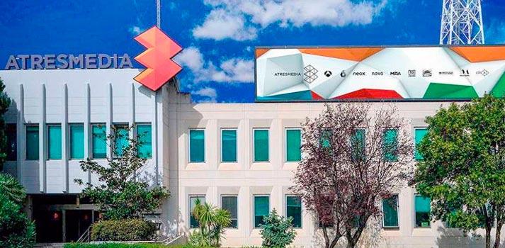 Sede de Atresmedia ubicada en Madrid
