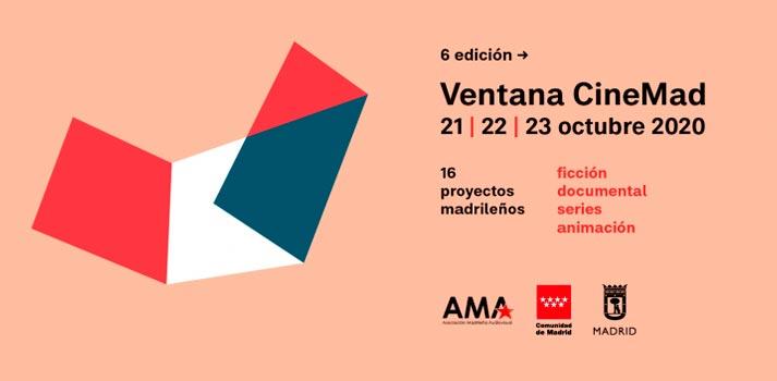 Anuncio Ventana CineMad 2020