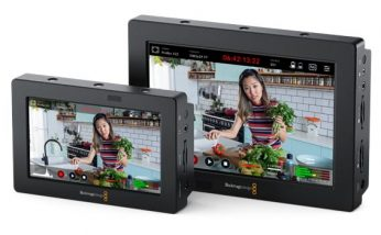 Imagen promocional de los Blackmagic Video Assist 3G de Blackmagic Design