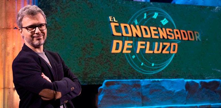 Juan Gómez-Jurado, presentador de El Condensador de Fluzo - La2