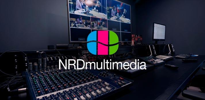 Logotipo de NRDmultimedia