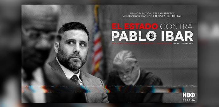 """Imagen promocional del documental """"El Estado Contra Pablo Ibar"""""""