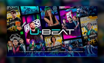 Imagen promocional de Ubeat para ser distribuida en Mexico