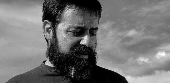 Retrato del director de fotografía Juan Luis Cabellos (AEC)
